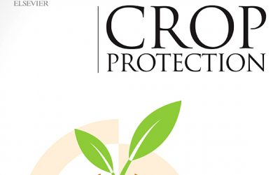 "The publication of the UTH team at ""Crop Protection"""